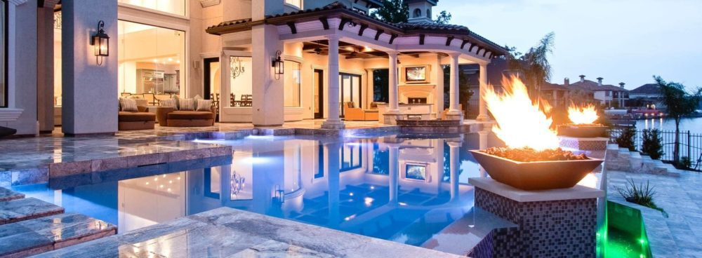 Custom Pool Builders Houston | Pool & Outdoor Kitchen Design And