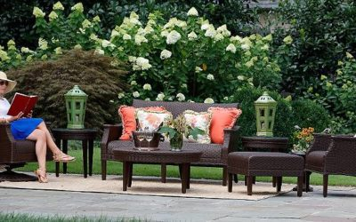 Outdoor Lounge Chairs & Patio Furniture