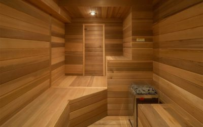 The Benefits of a Home Sauna